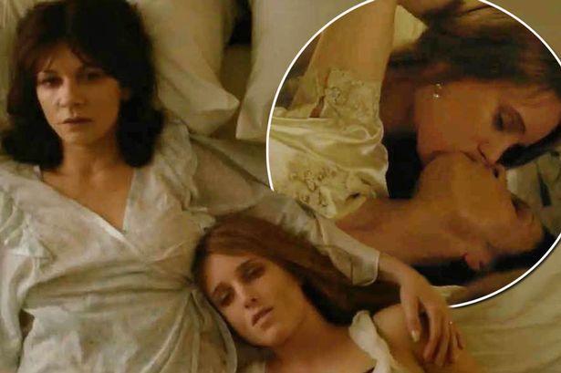 Một trong những cảnh sex của Catherine và Jenny.