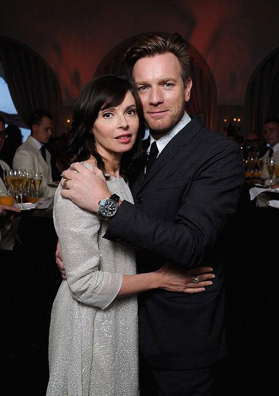Ewan McGregor và Eve Mavrakis từng là một trong những cặp đôi chung tình nhất làng giải trí Âu Mỹ với 22 năm gắn bó.