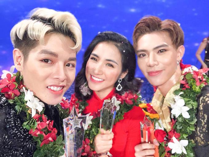 Gia đình hoa râm bụt của Đức Phúc - Hoà Minzy - Erik thân lại càng thân sau chương trình Cặp đội hoàn hảo.