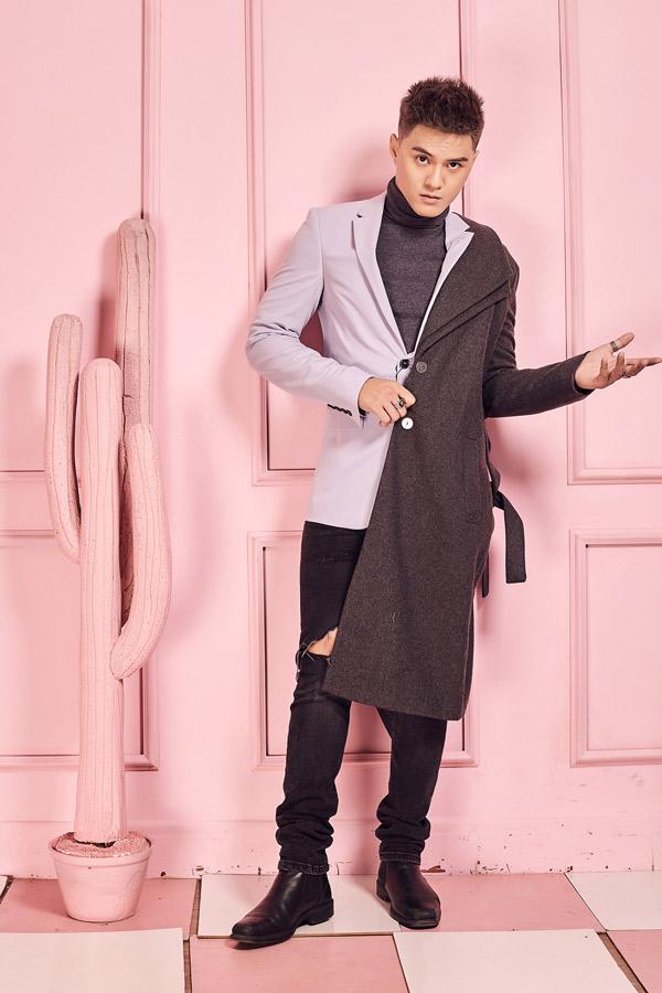 Bộ ảnh do stylist Kim Thành, chuyên gia trang điểm Ne Phạm hỗ trợ thực hiện.