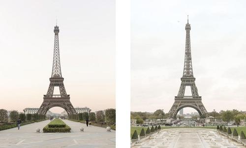 Paris 'nhái' ở Trung Quốc ngày càng hút khách