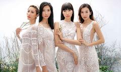 Chung Thanh Phong giới thiệu các mẫu váy cho mùa mốt 2018