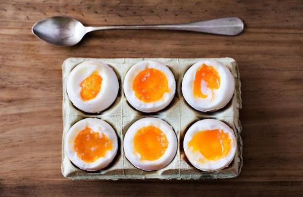 Trứng nằm ở vị trí đầu bảng trong những món ăn hỗ trợ giảm cân.