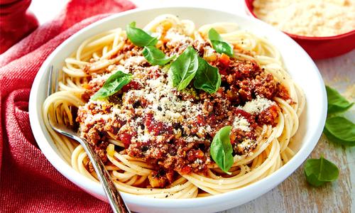 Vì sao bạn không thể tìm thấy mì spaghetti sốt bò băm tại Italy?