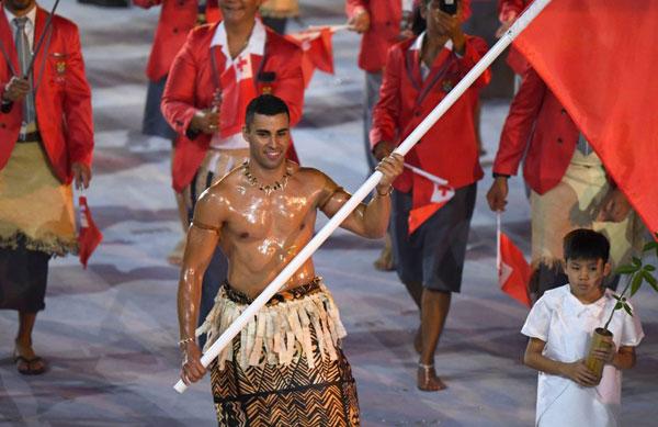 VĐV người Tonga