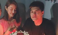 Lâm Vinh Hải đón sinh nhật bên Linh Chi dù đã tuyên bố chia tay