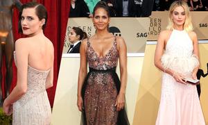 Mỹ nhân Hollywood gợi cảm trên thảm đỏ SAG Awards