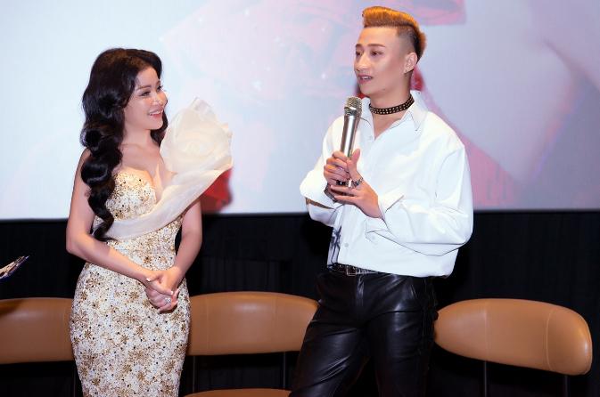 Janny Thủy Trần ra mắt MV kết hợp Tăng Nhật Tuệ và Adam Lâm - 3