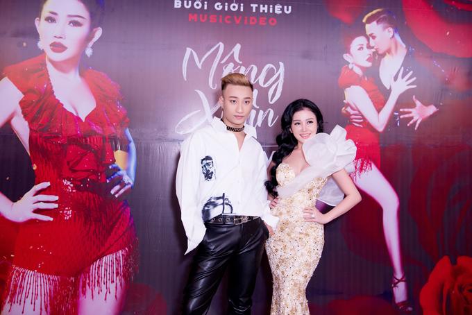 Janny Thủy Trần ra mắt MV kết hợp Tăng Nhật Tuệ và Adam Lâm - 6