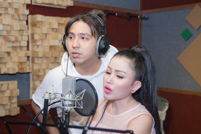Janny Thủy Trần ra mắt MV kết hợp Tăng Nhật Tuệ và Adam Lâm - 8
