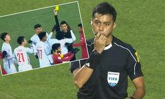 Fan Việt nổi giận vì trọng tài bắt penalty tranh cãi