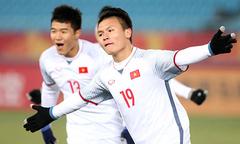 Đánh bại Qatar trên chấm 11m, Việt Nam vào chung kết U23 châu Á