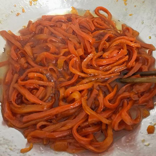 Bí quyết làm mứt cà rốt có tỷ lệ thành công cao - 4