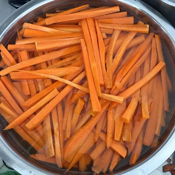 Bí quyết làm mứt cà rốt có tỷ lệ thành công cao - 2