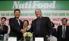 NutiFood chiếm thị phần cao nhất phân khúc sữa bột đặc trị cho trẻ