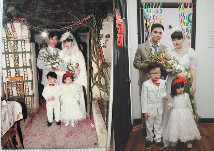Đây là món quà đặc biệt cô dâu, chú rể muốn gửi tới bố mẹ trong đám cưới.