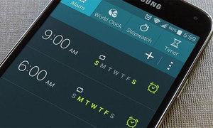 Các lý do không dùng smartphone thay đồng hồ báo thức
