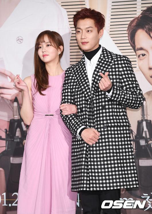 Kim So Hyun sánh vai nam chínhYoon Doo Joon. Doo Joon từng để lại ấn tượng với một vai diễn trong Iris 2.
