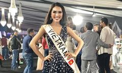 Tường Linh thắng giải 'Hoa hậu được yêu thích nhất' Miss Intercontinental 2017
