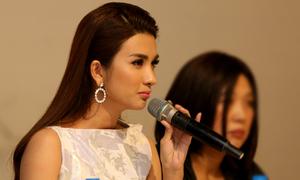 Kim Tuyến nghẹn giọng khi nhắc đến quá khứ ly hôn, làm mẹ đơn thân