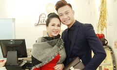 Sao Việt tham dự buổi khai trương thương hiệu bánh Nhật Bản