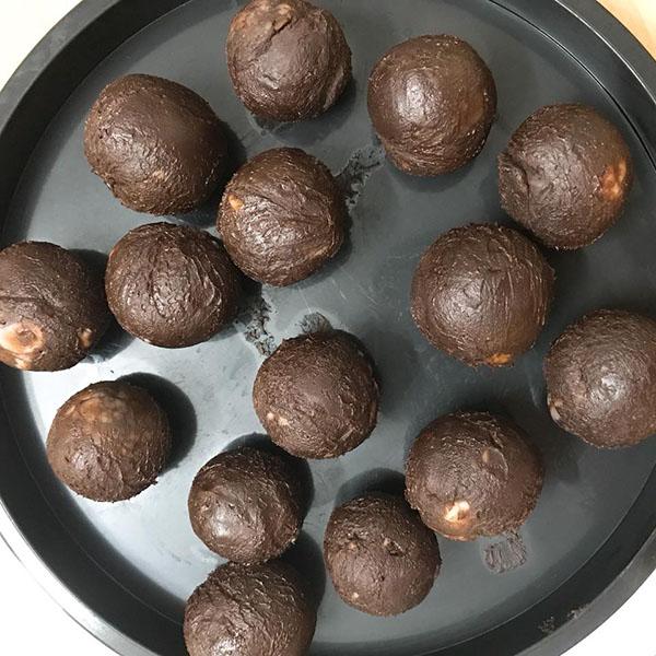 Làm socola truffles ngọt ngào tặng người ấy dịp Valentine - 4