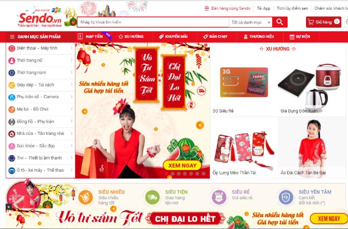 Loạt Sao Việt nô nức sắm Tết không lo lừa đảo trên Sen Đỏ (Xin edit) - 2