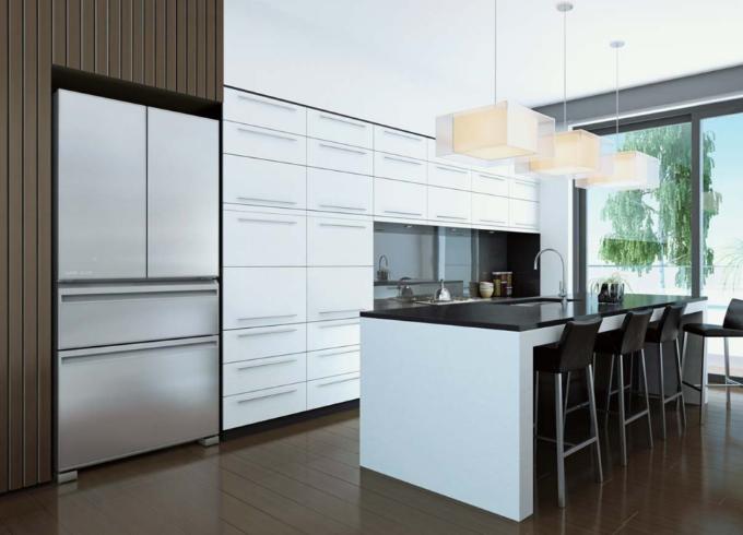Mẹo sắp xếp phòng bếp tối giản mà tiện nghi như người Nhật