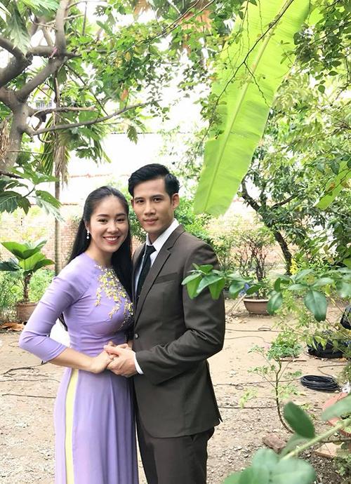 Lê Phương và Thanh Thức được khen đẹp đôi sau khi kết hợp trong phim mới.