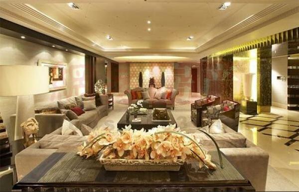Nội thất sang trọng bên trong căn nhà tại Bắc Kinh của nàng Võ Mị Nương.