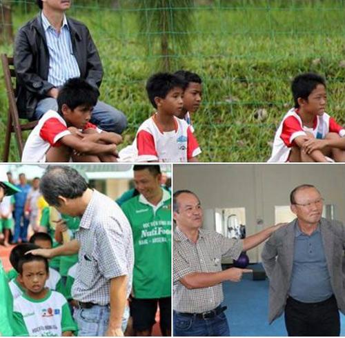 Bầu Đức là người có công lớn trong chiến thắng của đội tuyển U23 Việt Nam.