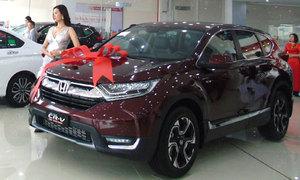 Honda có 26 đại lý ôtô ở Việt Nam