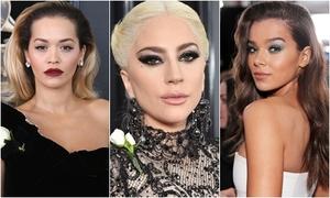 7 mỹ nhân trang điểm đẹp nhất trên thảm đỏ Grammy 2018