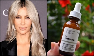 Kim Kardashian tiết lộ da không chút nếp nhăn nhờ loại serum chỉ 10 USD