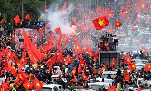 Báo nước ngoài bất ngờ vì U23 Việt Nam được chào đón nhiệt liệt