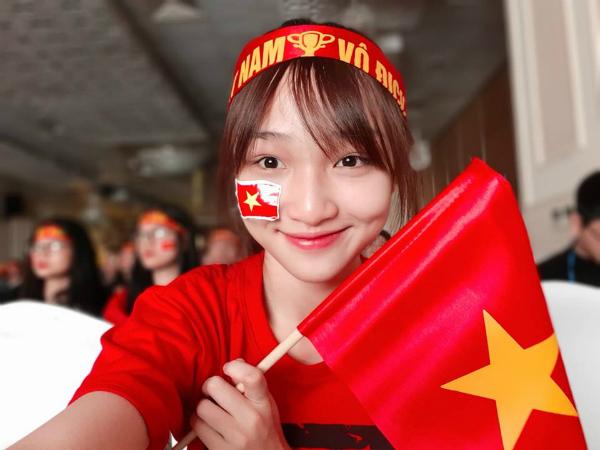 Hot girl Hoa Xuka