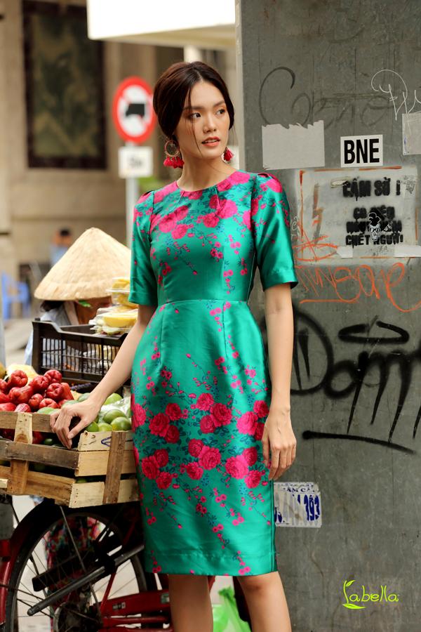 Thanh Thảo Next Top khoe dáng với BST mới của Labella - 9