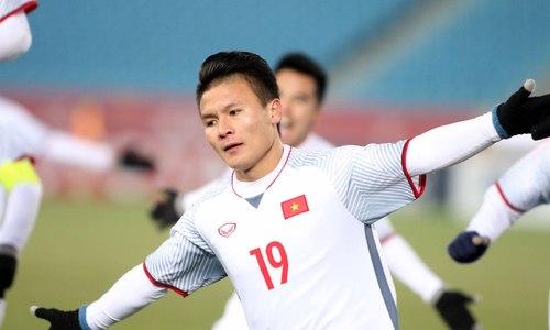 Quang Hải ấn tượng nhất bàn thắng thứ hai ghi vào lưới Qatar