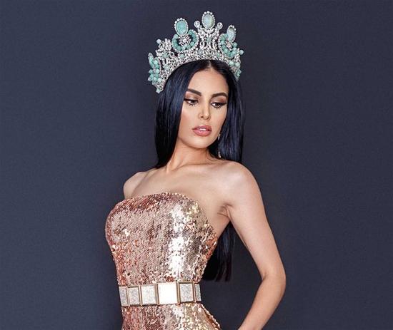 Venezuela có thêm một đại diện khác trong top là người đẹp Ninoska Vásquez. Cô đạt thành tích Top 8 Miss Earth 2017.