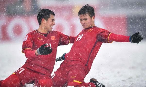 AFC gọi U23 Việt Nam là vua penalty - 1