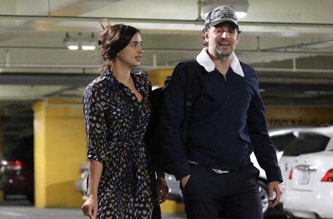 Irina hẹn hò tài tử Hangover từ năm 2015 và đã chào đón một công chúa  nhỏ vào tháng 3/2017. Từ khi có con, cặp đôi đều ưu tiên dành thời gian  bên con gái rượu.