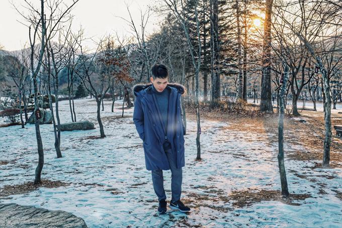Bộ ảnh Hàn Quốc mùa đông làm xao xuyến chàng trai Việt - 12
