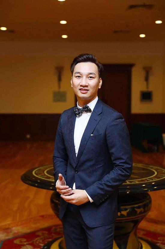 MC Thành Trung không tham gia Táo quân năm nay nhưng lại góp mặt trong phim hài Tết Họ Lý tên Thông.