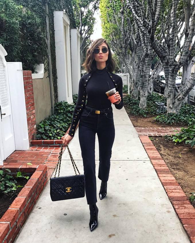 Street style \'vạn người mê\' của \'Hoa hậu chân ngắn\' Olivia Culpo