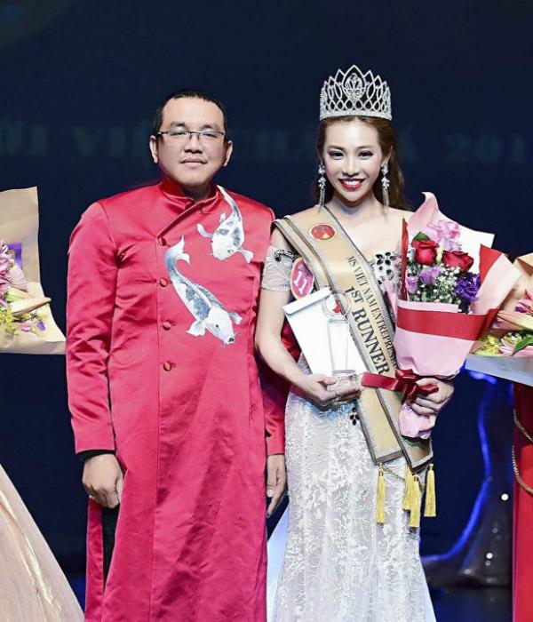 Hoa hậu Doanh nhân Người Việt Châu Á khép lại mùa giải thứ 3 với chiến thắng của Hà Thu Trang (xin edit) - 3