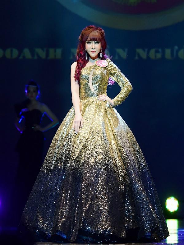 Hoa hậu Doanh nhân Người Việt Châu Á khép lại mùa giải thứ 3 với chiến thắng của Hà Thu Trang (xin edit)