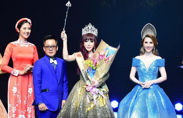 Hoa hậu Doanh nhân Người Việt Châu Á khép lại mùa giải thứ 3 với chiến thắng của Hà Thu Trang (xin edit) - 2