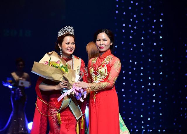Hoa hậu Doanh nhân Người Việt Châu Á khép lại mùa giải thứ 3 với chiến thắng của Hà Thu Trang (xin edit) - 5