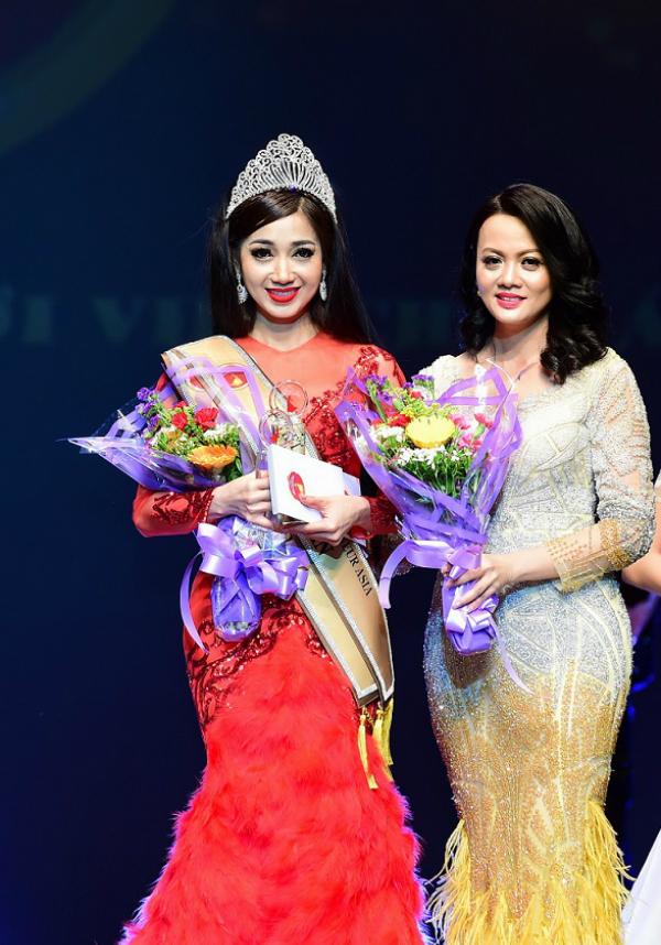 Hoa hậu Doanh nhân Người Việt Châu Á khép lại mùa giải thứ 3 với chiến thắng của Hà Thu Trang (xin edit) - 7