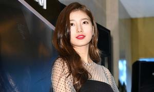 Tình cũ của Lee Min Ho diện váy ngắn, khoe lợi thế chân dài